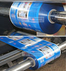 10KW Power Inspection Rewinding Machine Roll Material Diameter Counting