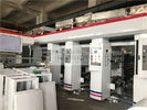 China Computer 8 Color BOPP PE PVC Film Laminating Rotogravure Printing Cylinder Machine factory