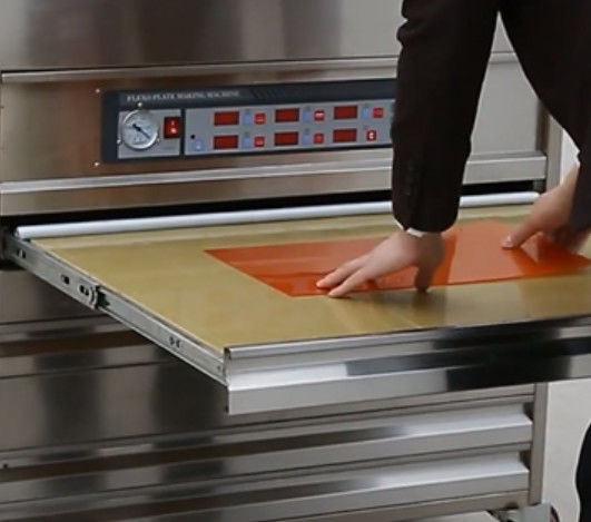 Digital Rubber Photopolymer Plate Maker , Flexo Plate Making