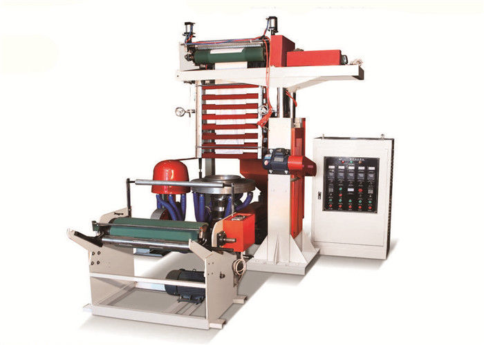 Mini Lab Plastic Film Extruder Machine 11KW Heating Power Easy Operation