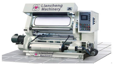 China 10KW Power Inspection Rewinding Machine Roll Material Diameter Counting factory