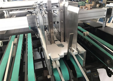 China Tissue Box Window Sticker Pasting Machine Max Sheet Size 900*500mm Low Noise factory