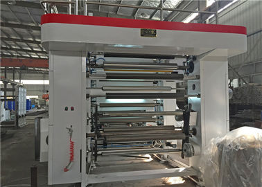 China 8 Colors High Speed Gravure Printing Machine Φ90 - Φ390mm Printing Cylinder Dia factory