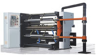 Compact Paper Slitters And Rewinders , Plastic Film Slitting Machine Magnetic Powder Brake